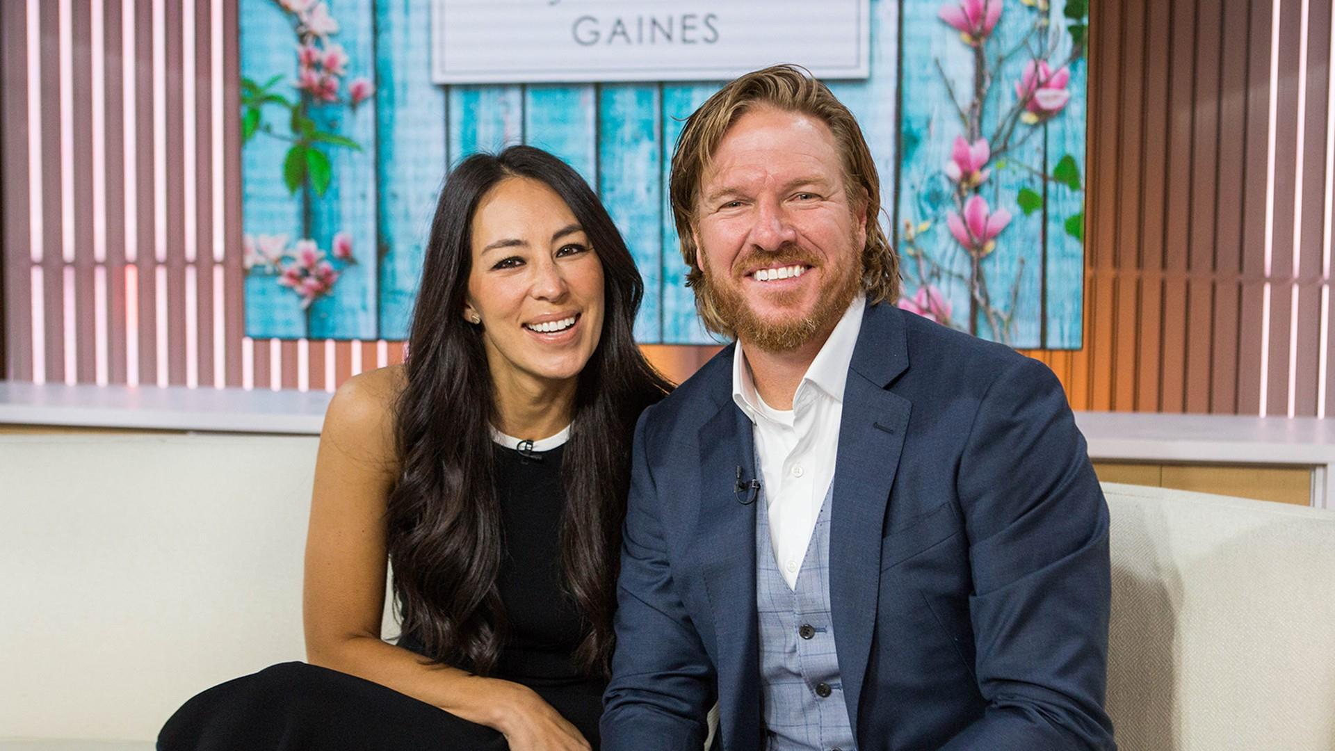 Chip And Joanna Gaines Reveal Why They Re Ending Fixer Upper Live On Today Nbc News