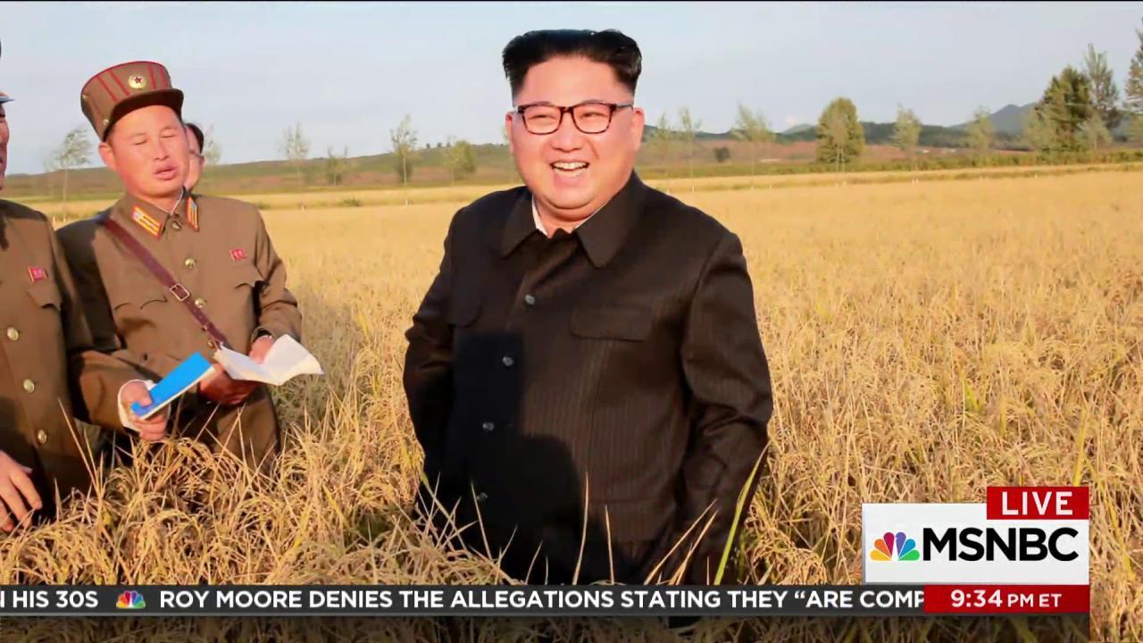 North Korea seeks nukes as 'insurance policy'