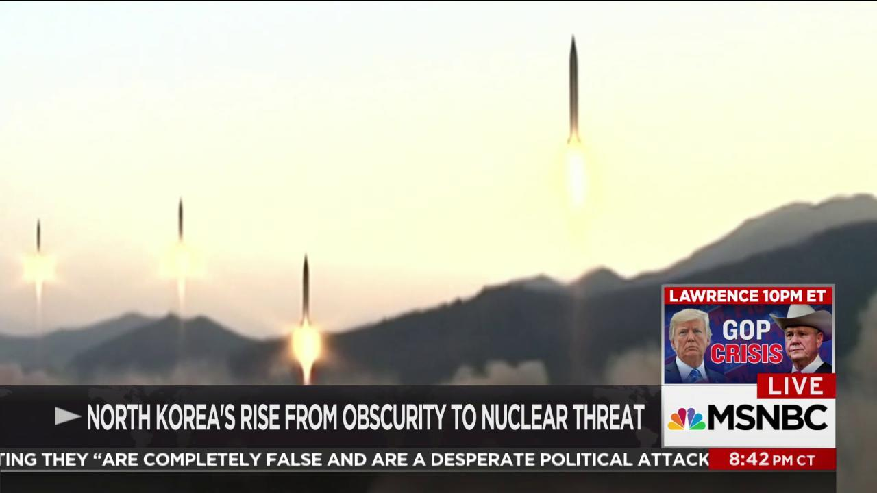 U.S. enters new cold war with North Korea
