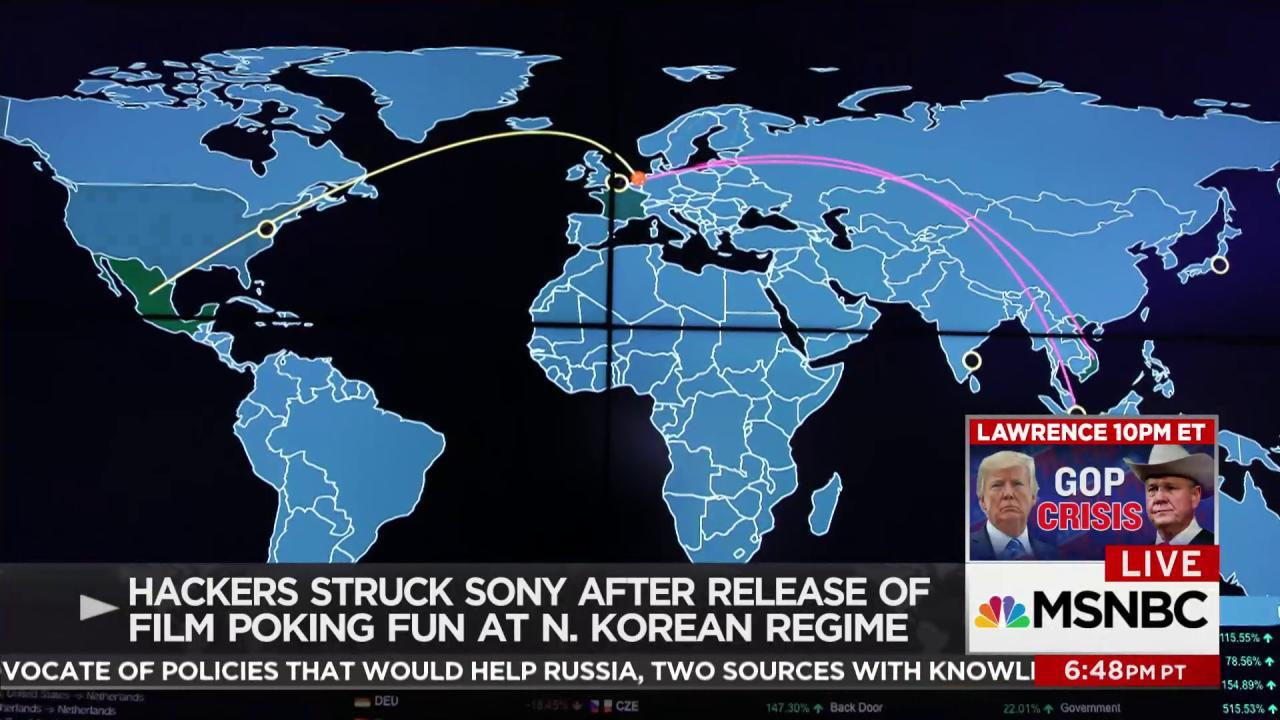 North Korea brings battlefront to cyberspace