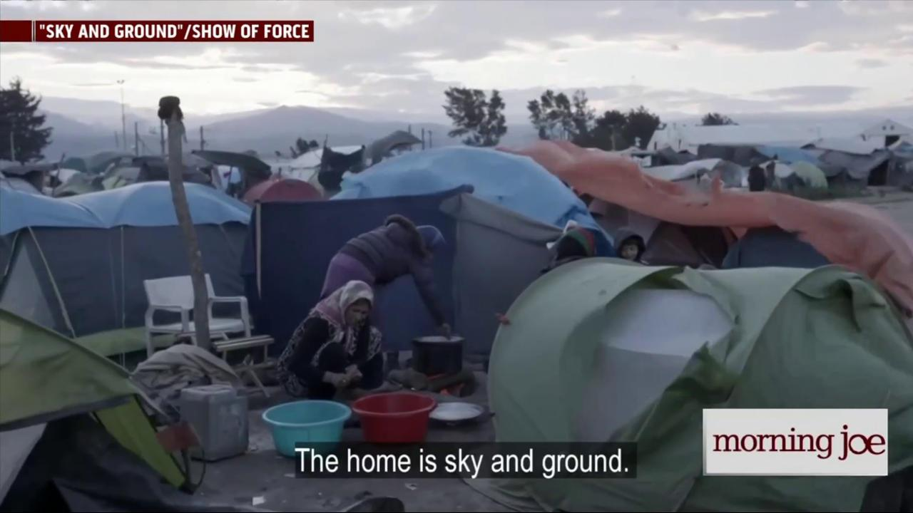 Syrian family rebuilds their lives far...