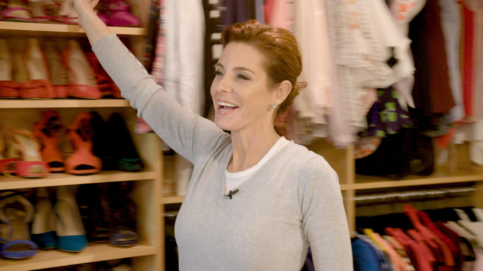 How To Organize Your Closet The Best Way With Stephanie Ruhle