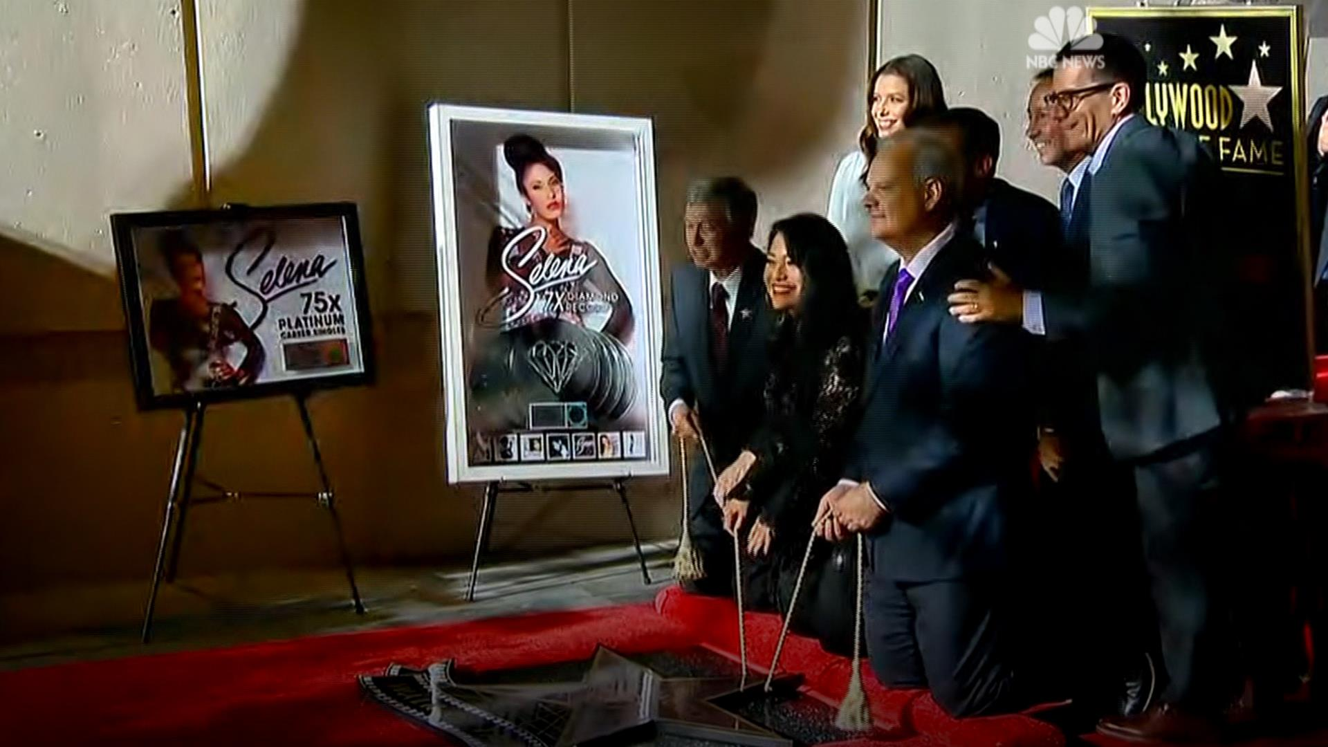 Selena forever: Iconic Tejano star's legacy lives on 23 years after her death