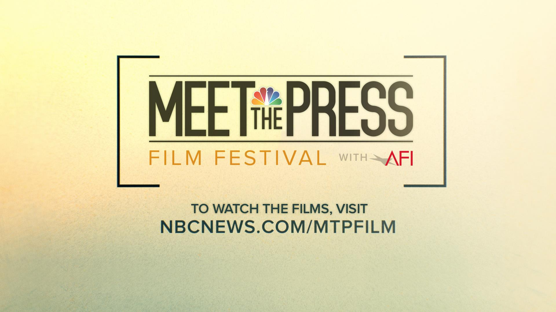 Watch the meet the press film festival with afi nbc news m4hsunfo