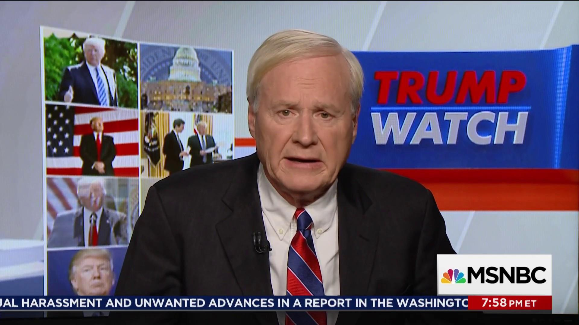Matthews: This is a time of reckoning