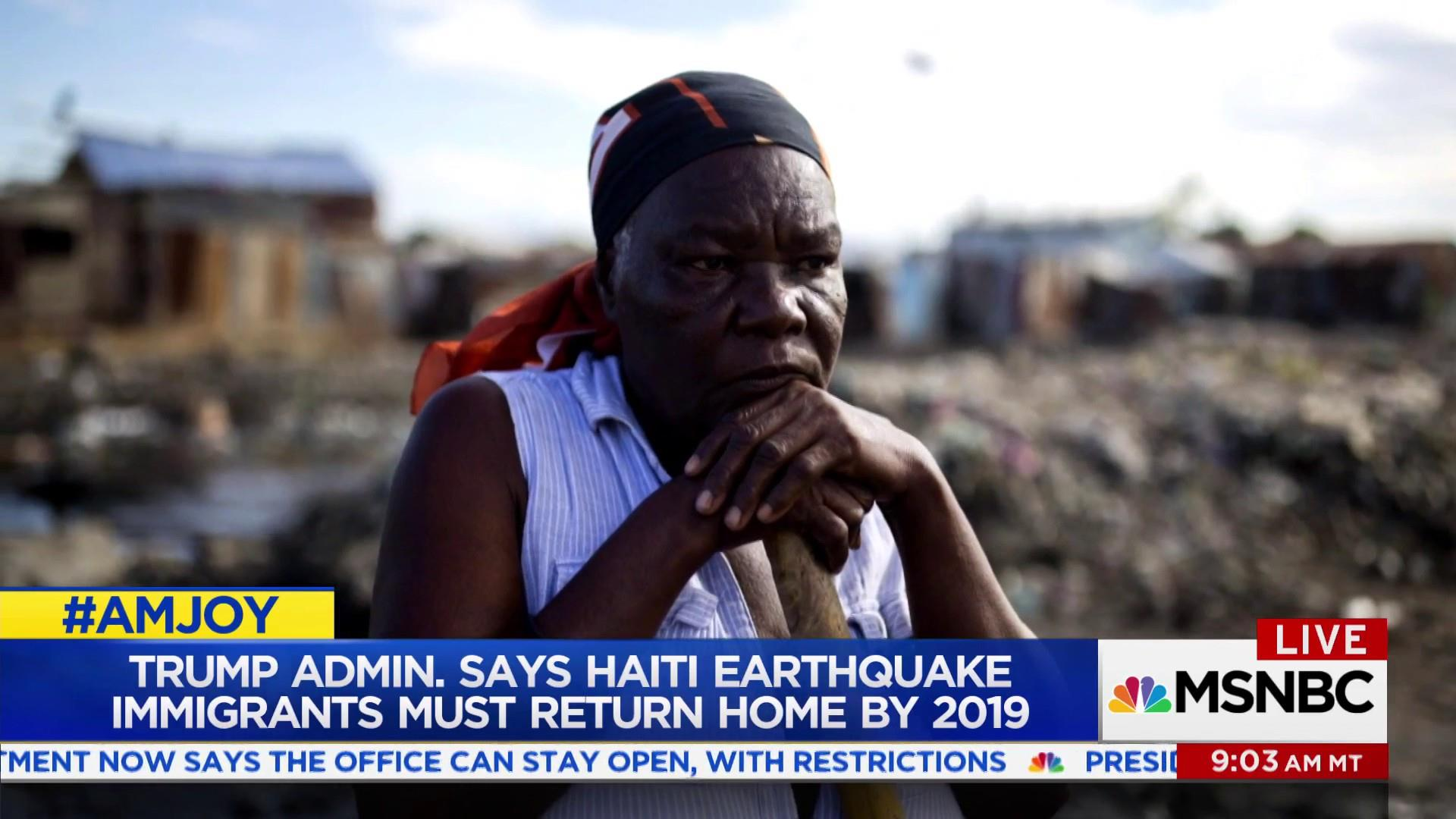 Haitian refugees to be expelled from U.S. ...