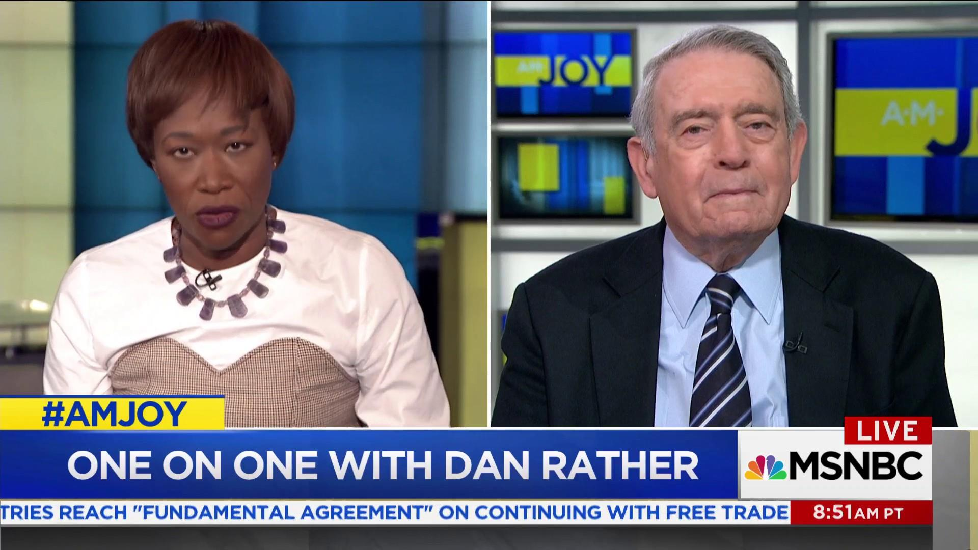 Dan Rather on the impact of Trump's...