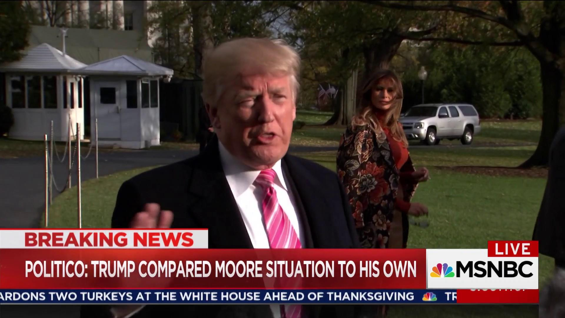 """New Report: Trump """"vented about"""" and ..."""