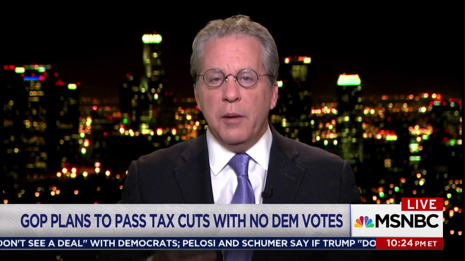 Obama econ. adviser: Trump/GOP tax bill ...