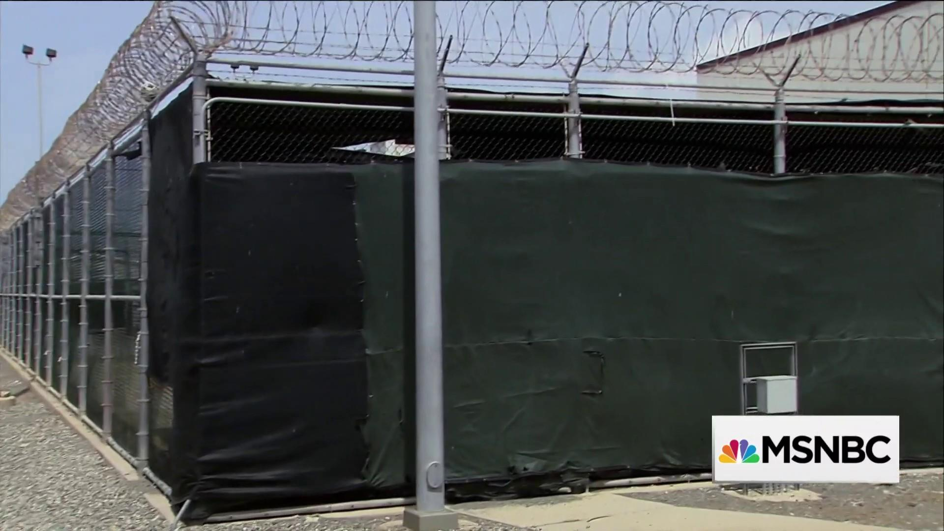 Chaos in Guantanamo over makeshift process