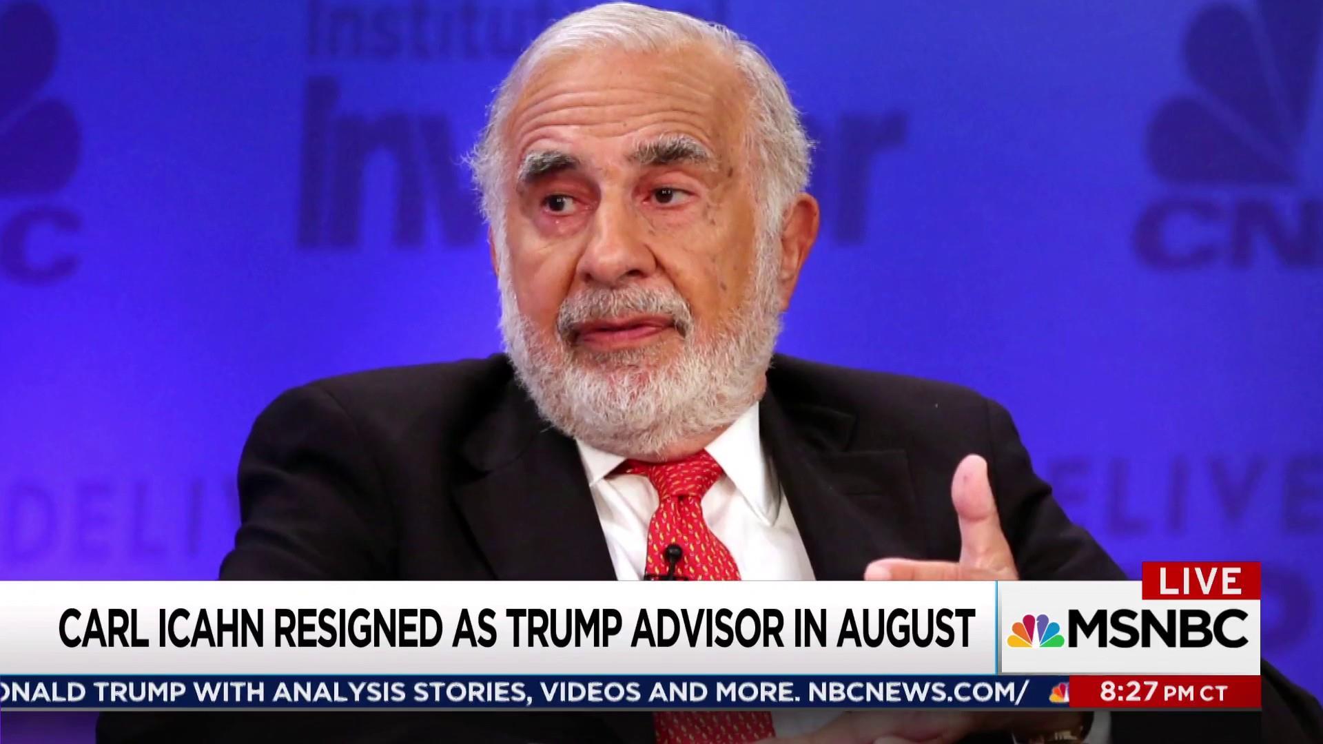 US prosecutors subpoena former Trump advisor