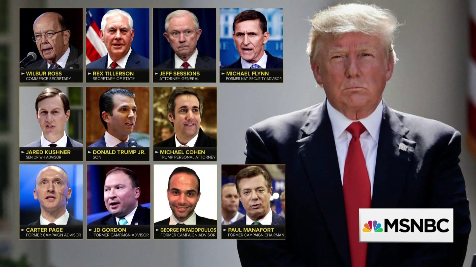 New papers show even deeper Trump Russia ties