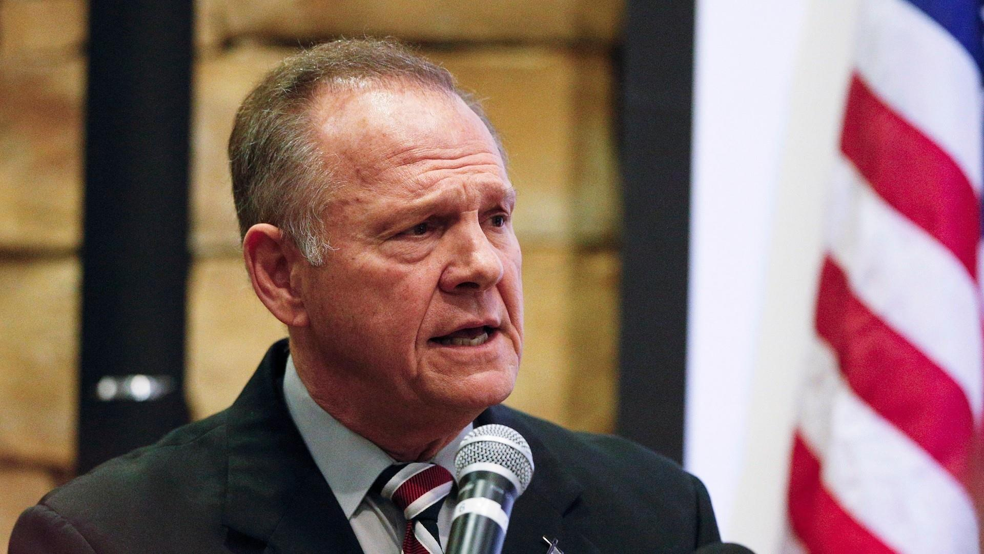 """Roland Martin: Voting for Roy Moore """"an..."""