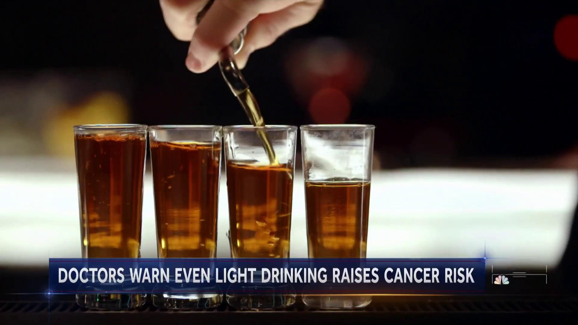 70 of americans don t realize alcohol is a major risk factor for cancer