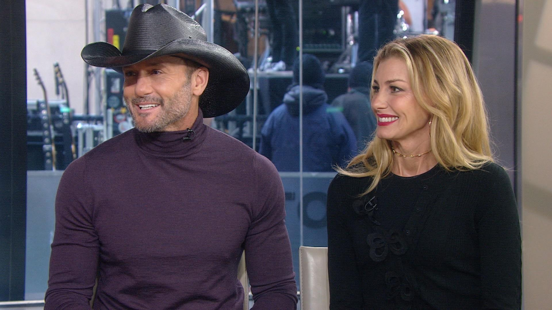 Tim Mcgraw Recalls First Meeting With Daughters Date On Tonight Show