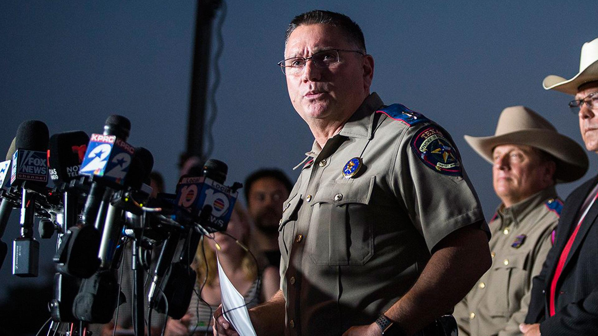 Texas Church Shooter Had 'a Purpose and a Mission' in Family Feud