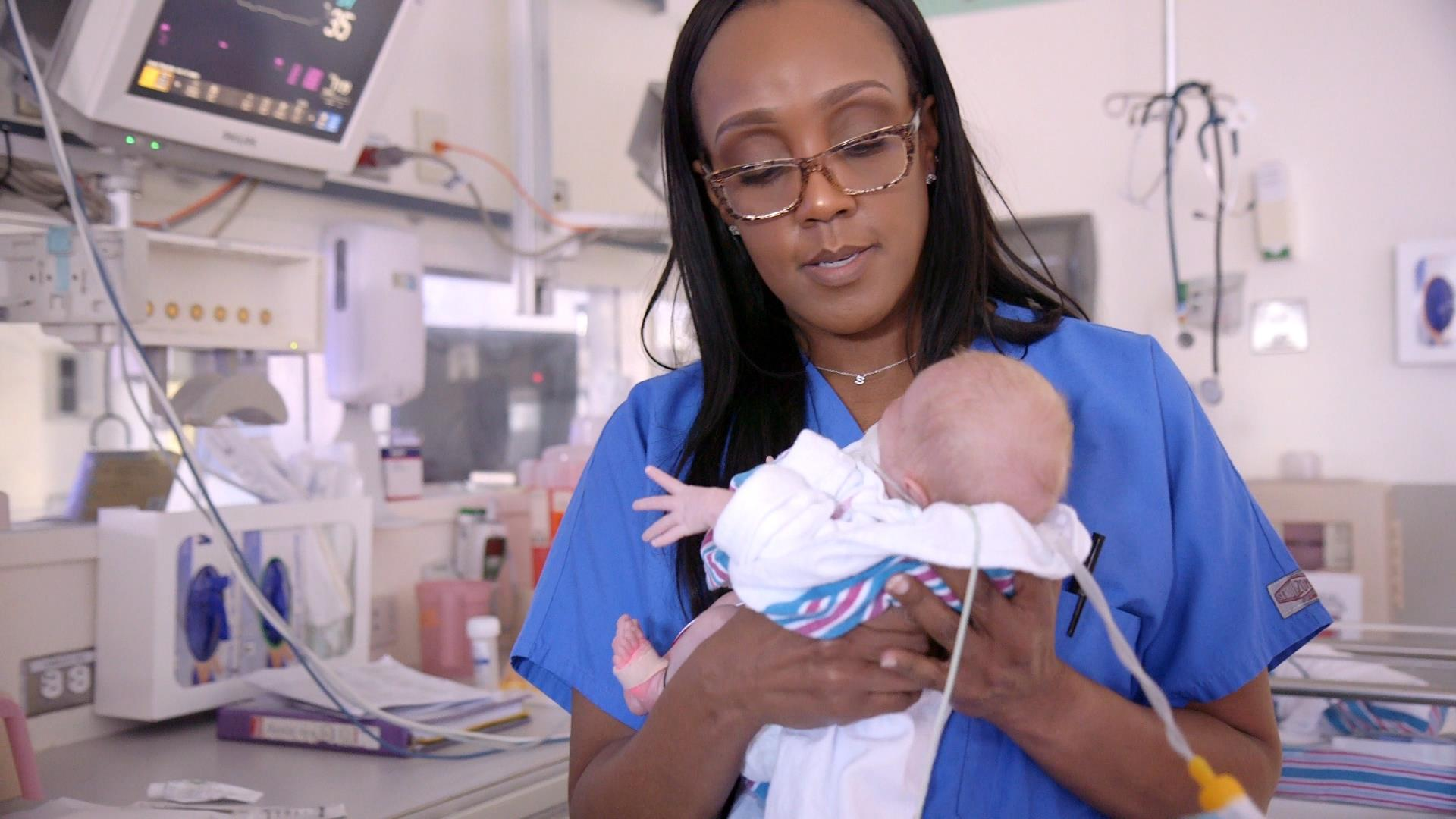 Nicu Nurse On Having The Greatest Job In The World Even On The