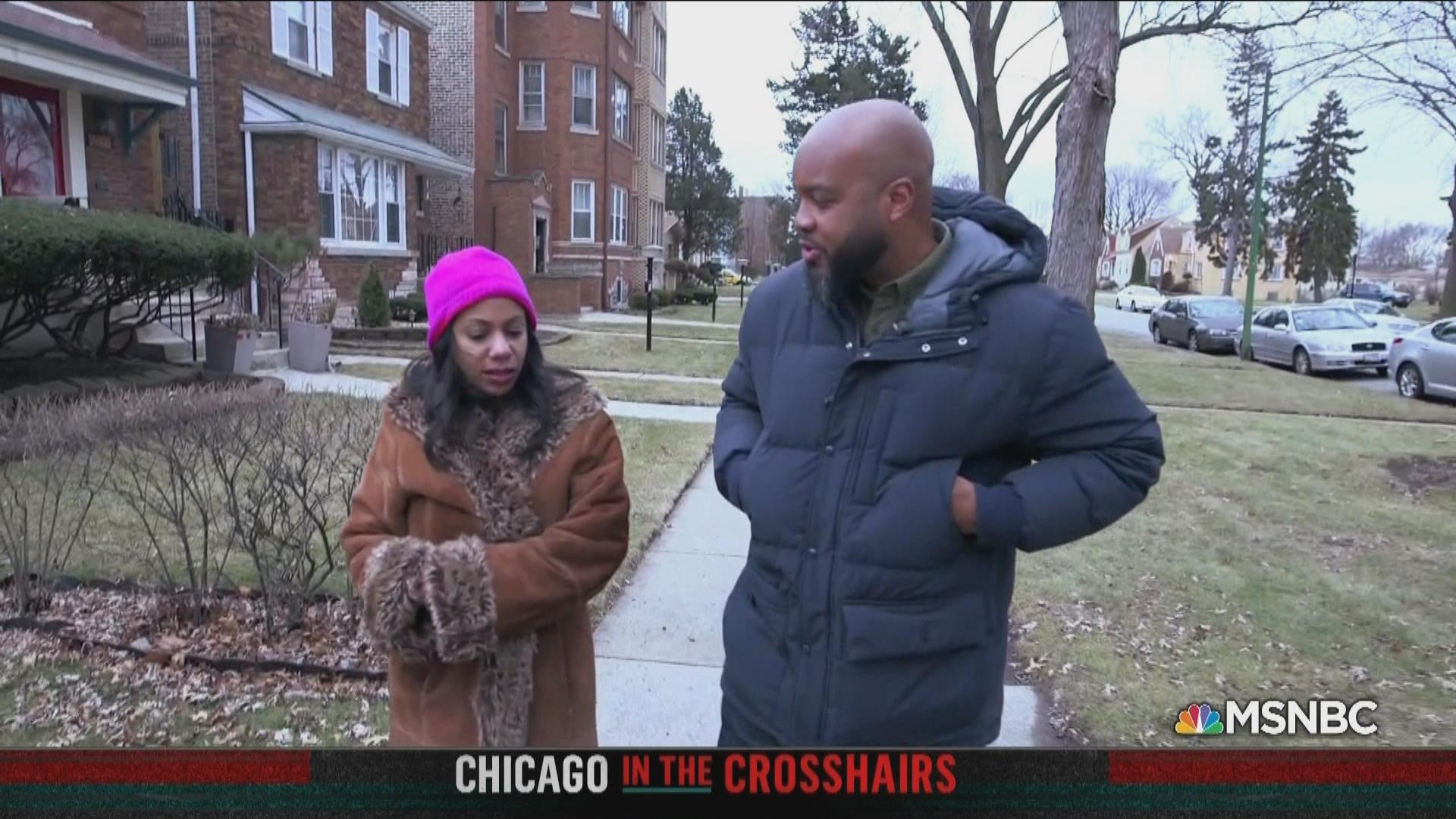 Segregation in Chicago