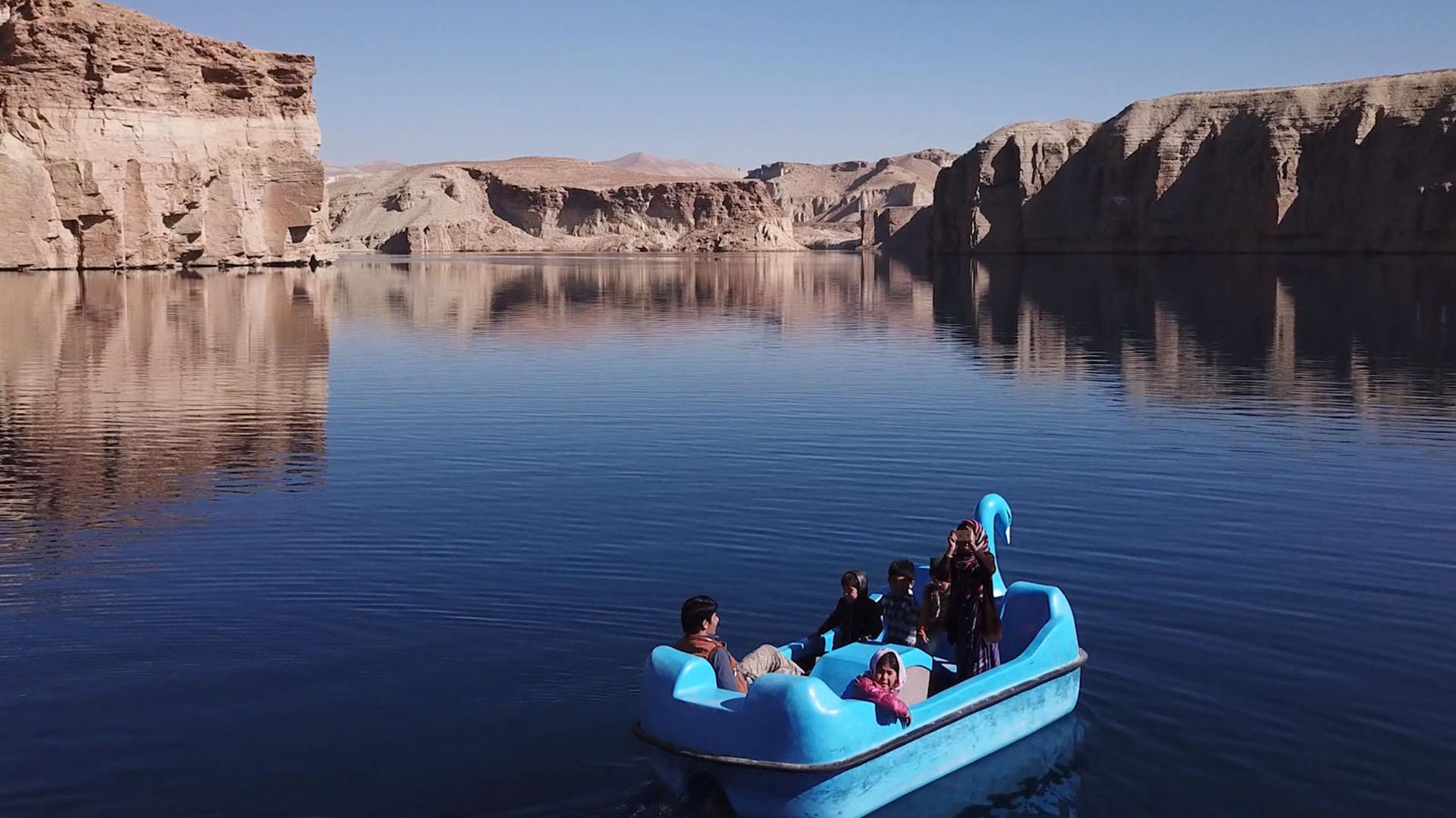 Band E Amir National Park Used To Promote Tourism To