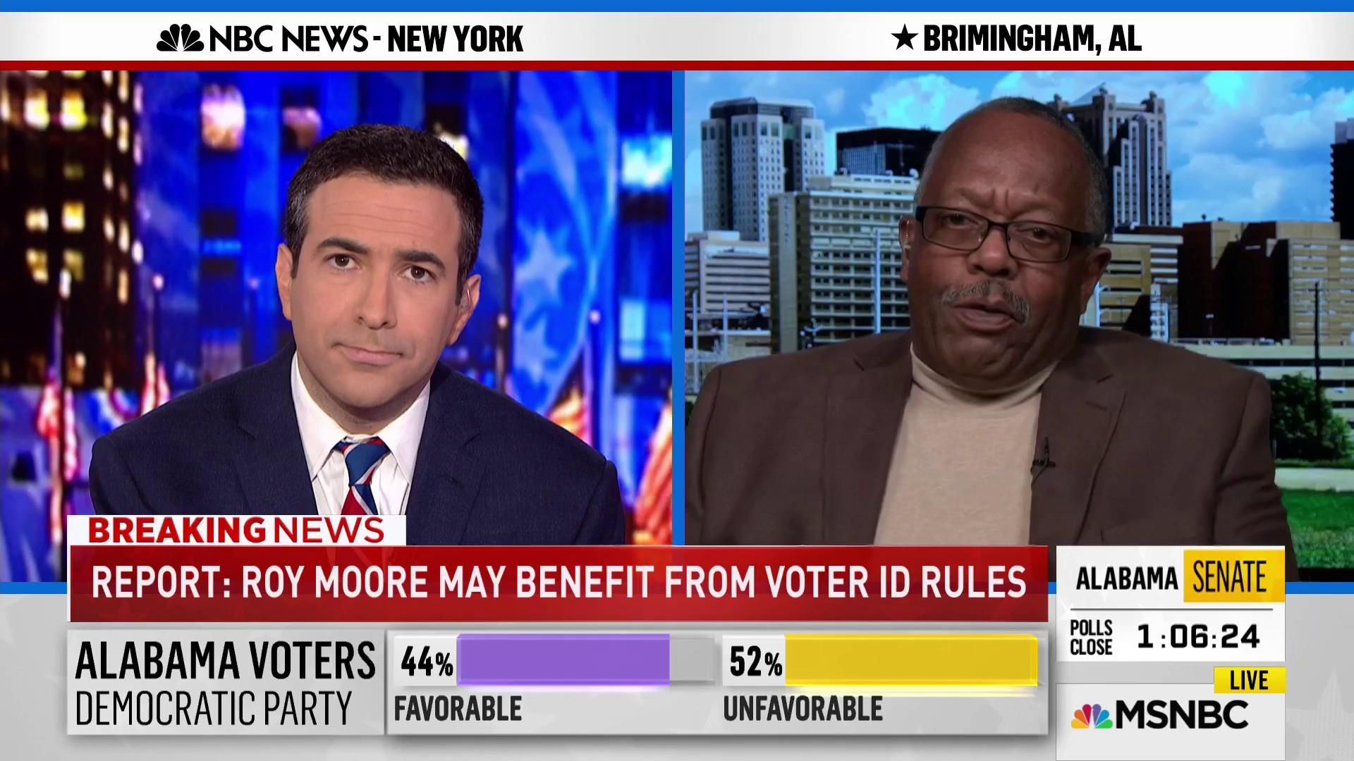 Controversial Voter ID law could impact Alabama Senate race