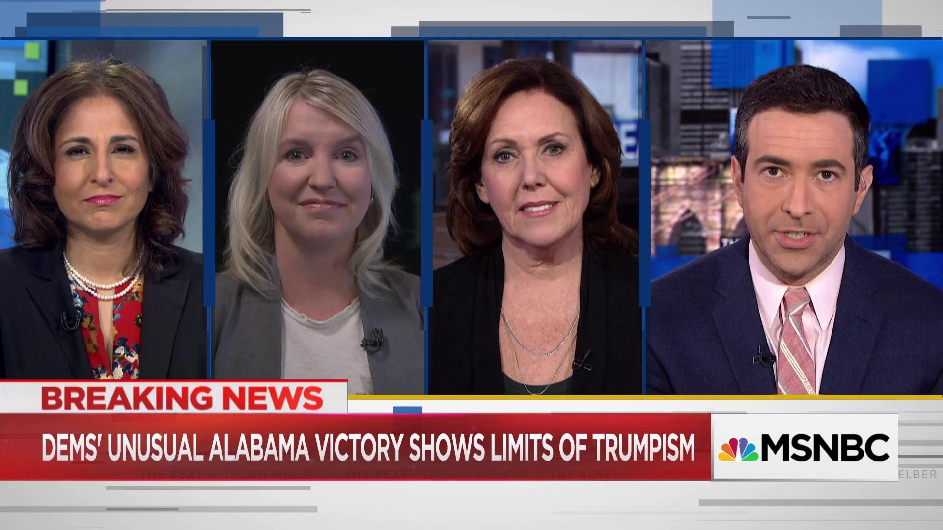 """""""Women beat"""" Trump every time – Analysts dissect Alabama loss"""