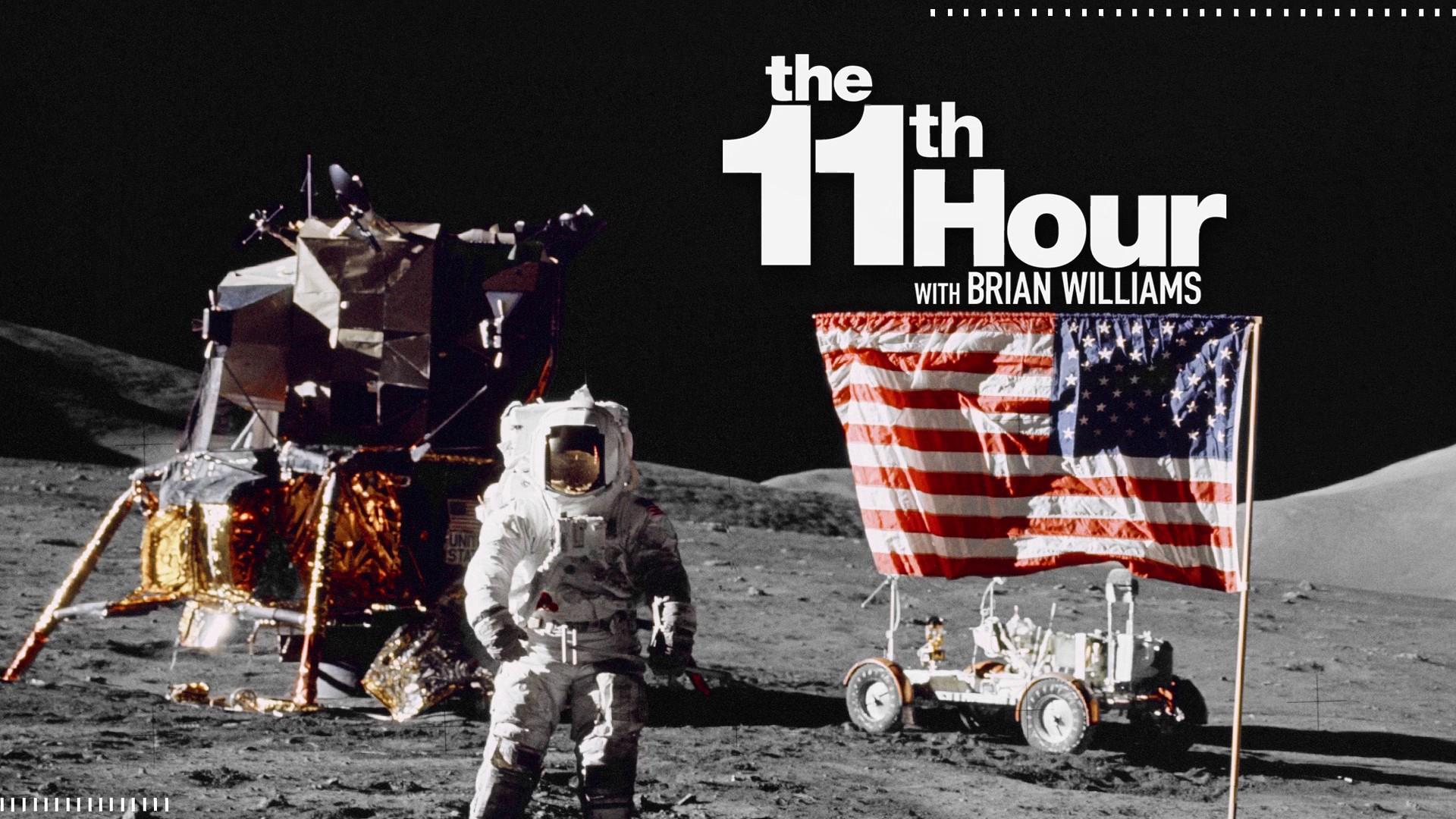 It's been 45 years since humans walked on the moon