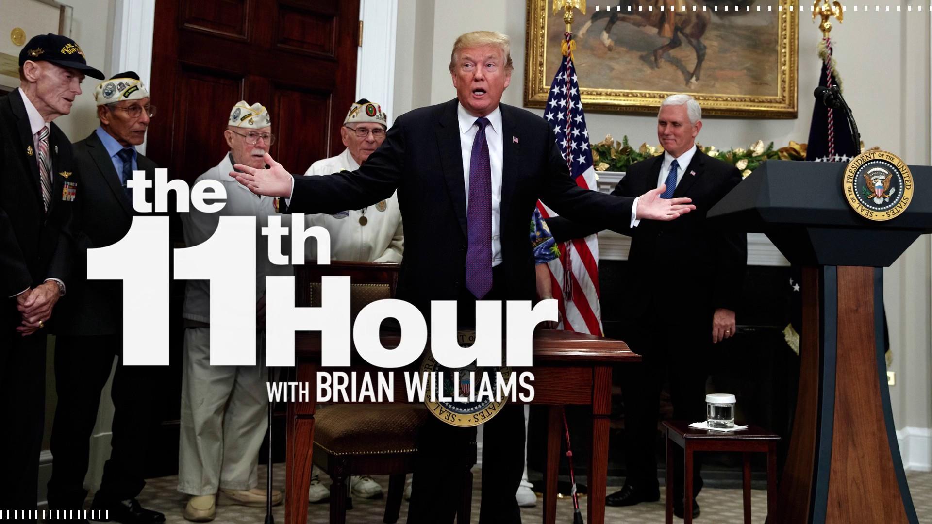 Trump to veterans: Pearl Harbor was a...