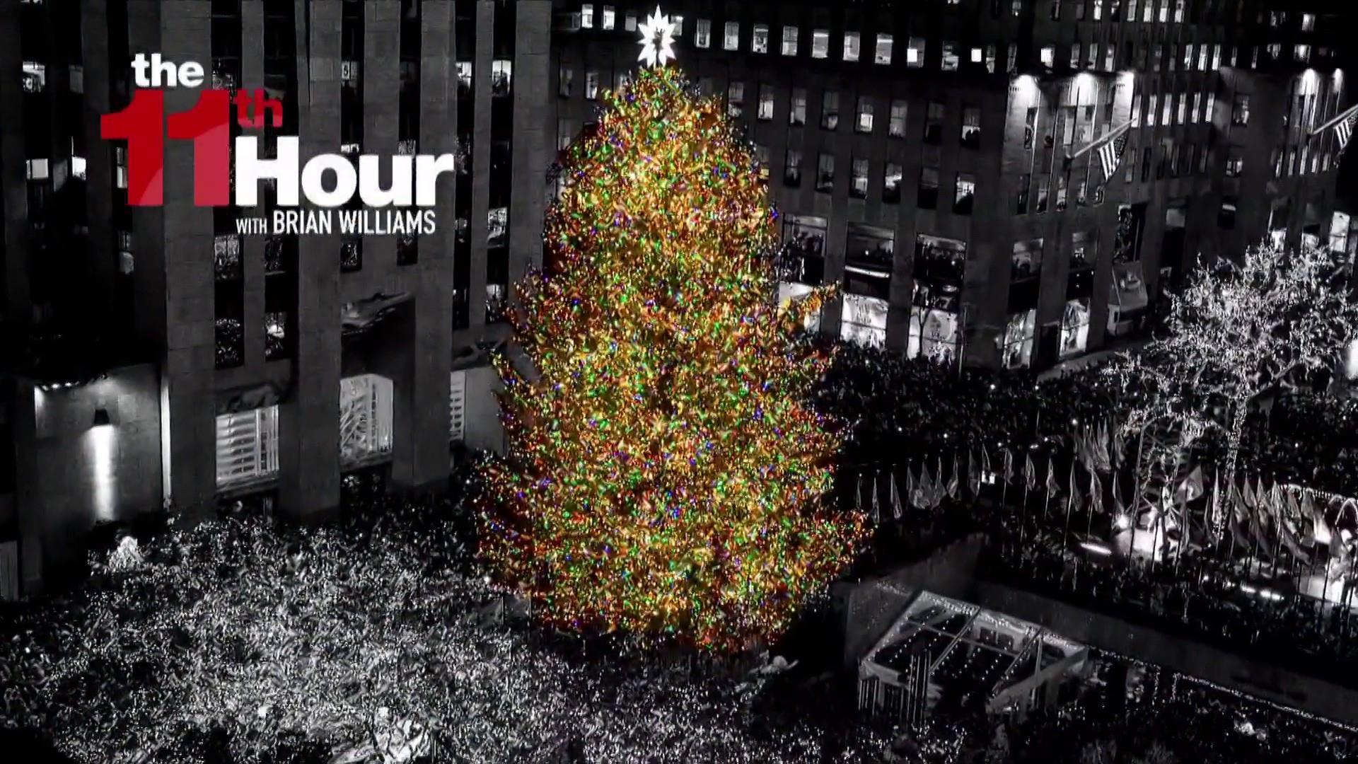 Celebrating love at Rockefeller Center