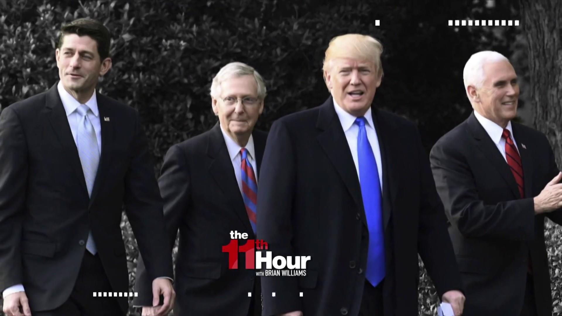 Despite bragging, Trump lags behind past presidents