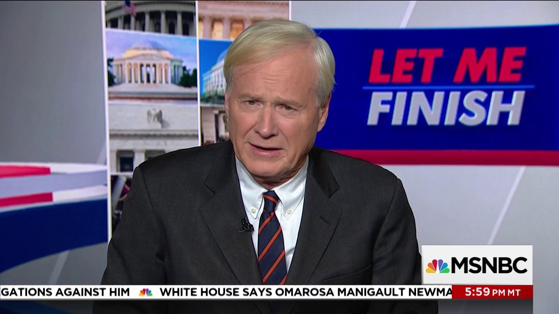 Matthews: Jones shows that Trumpism is beatable