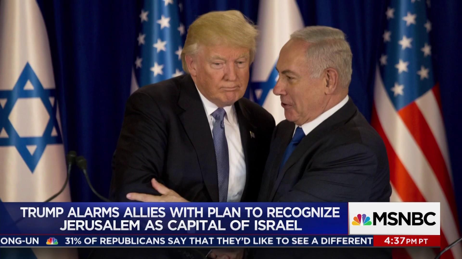 US Officials 'deeply concerned' on Trump's...