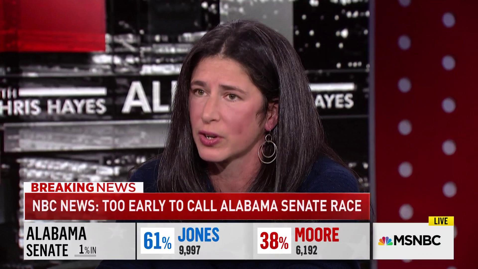 Rebecca Traister on the GOP's Roy Moore moment of truth