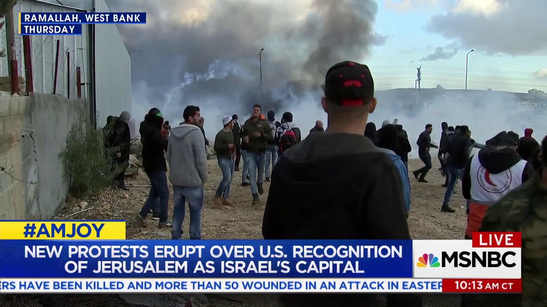 World leaders condemn Trump's Jerusalem decision