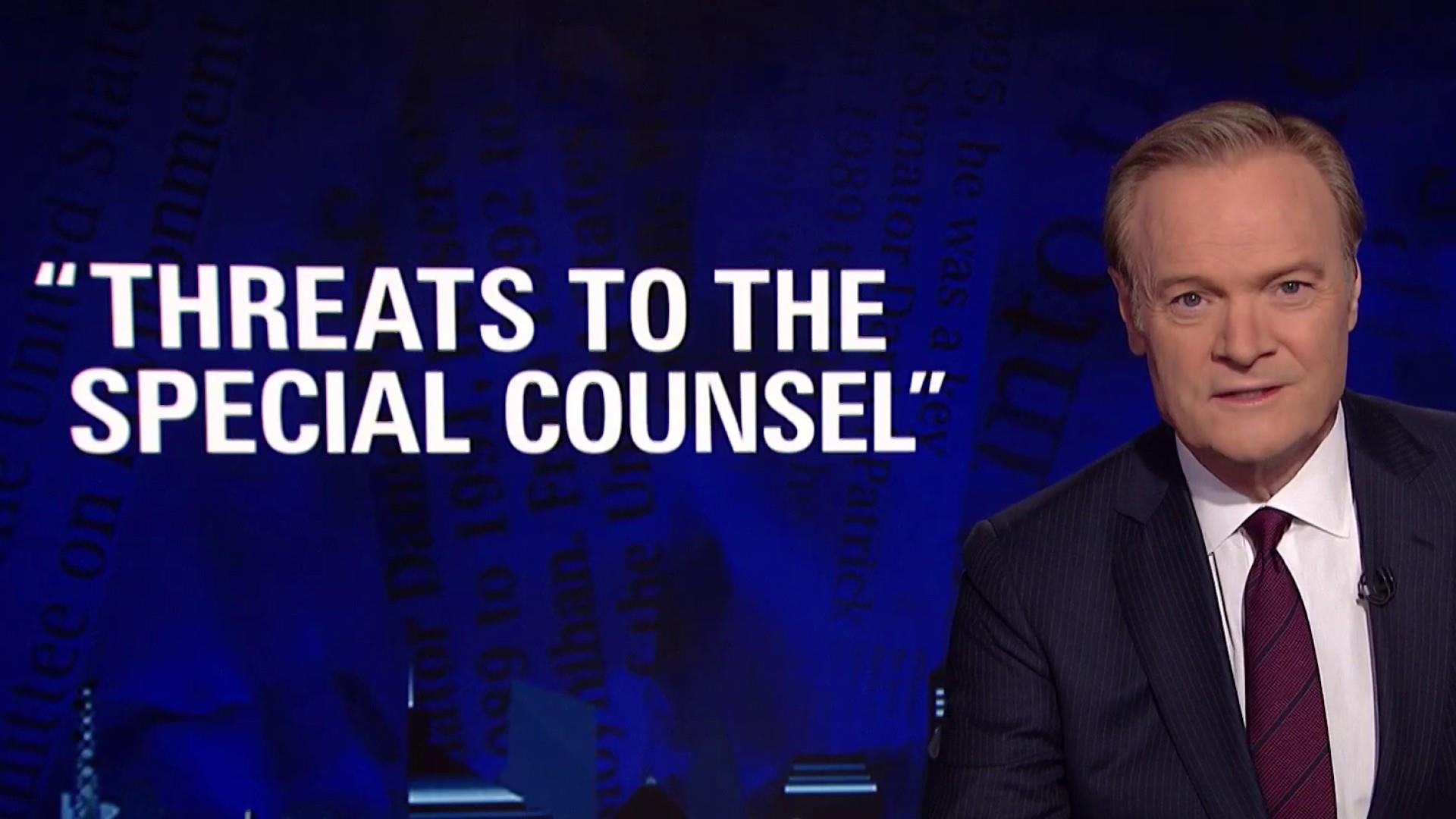Will Trump fire Mueller in a 'Christmas Massacre'?