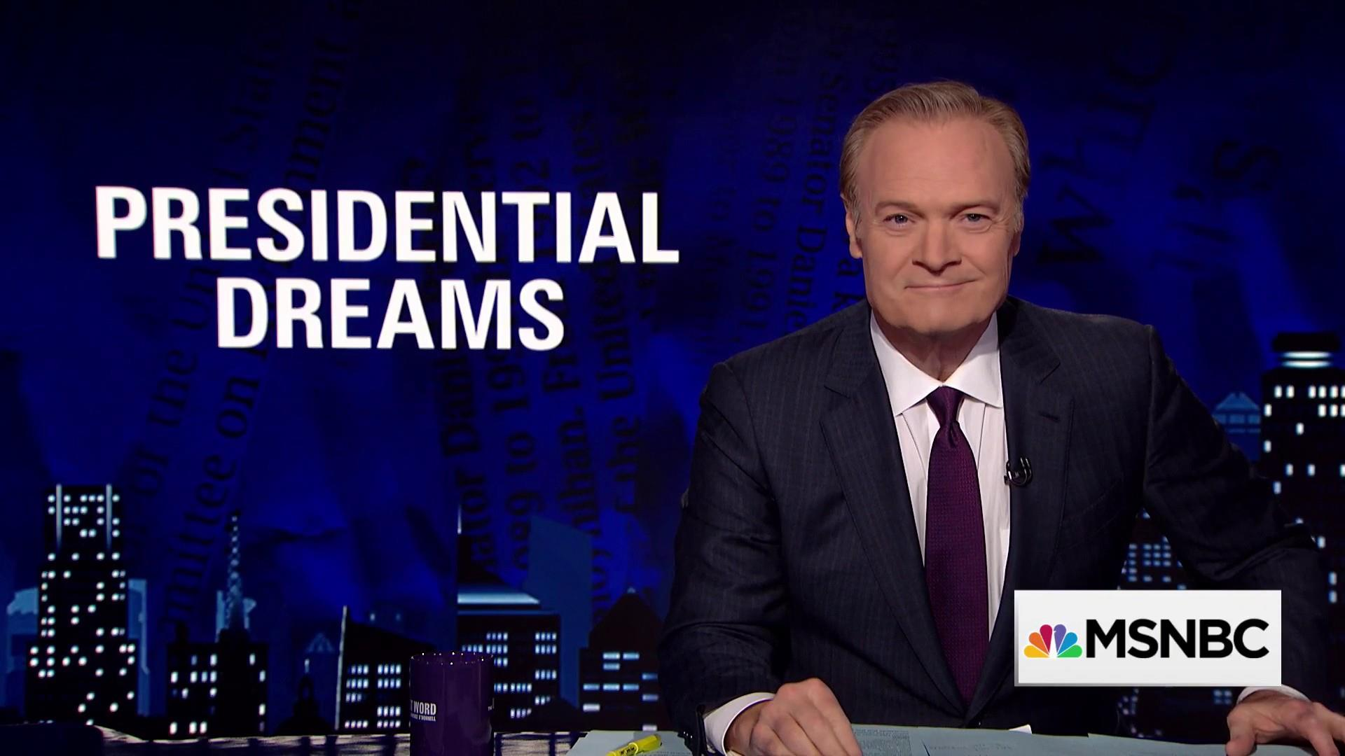 Lawrence: Trump gives Republicans presidential dreams