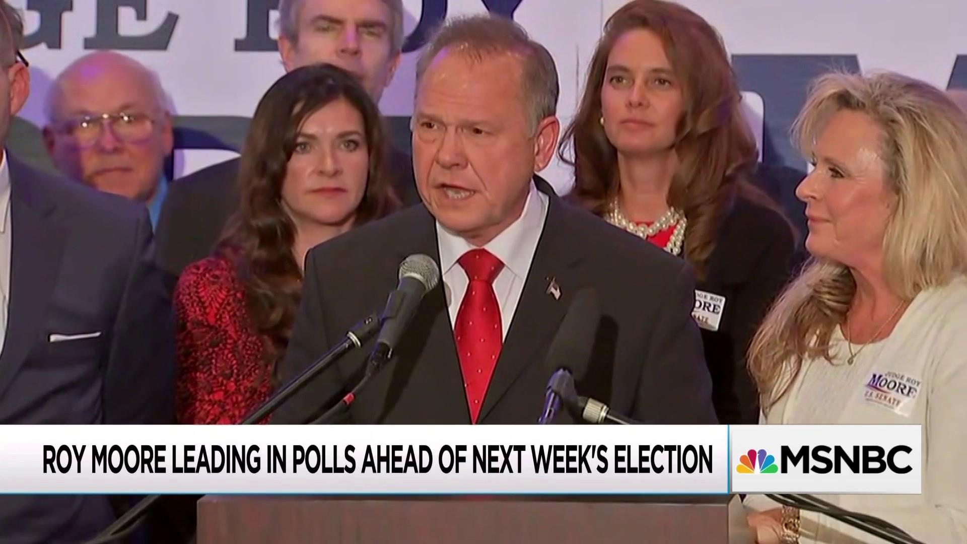 RNC quietly slips back into supporting Moore