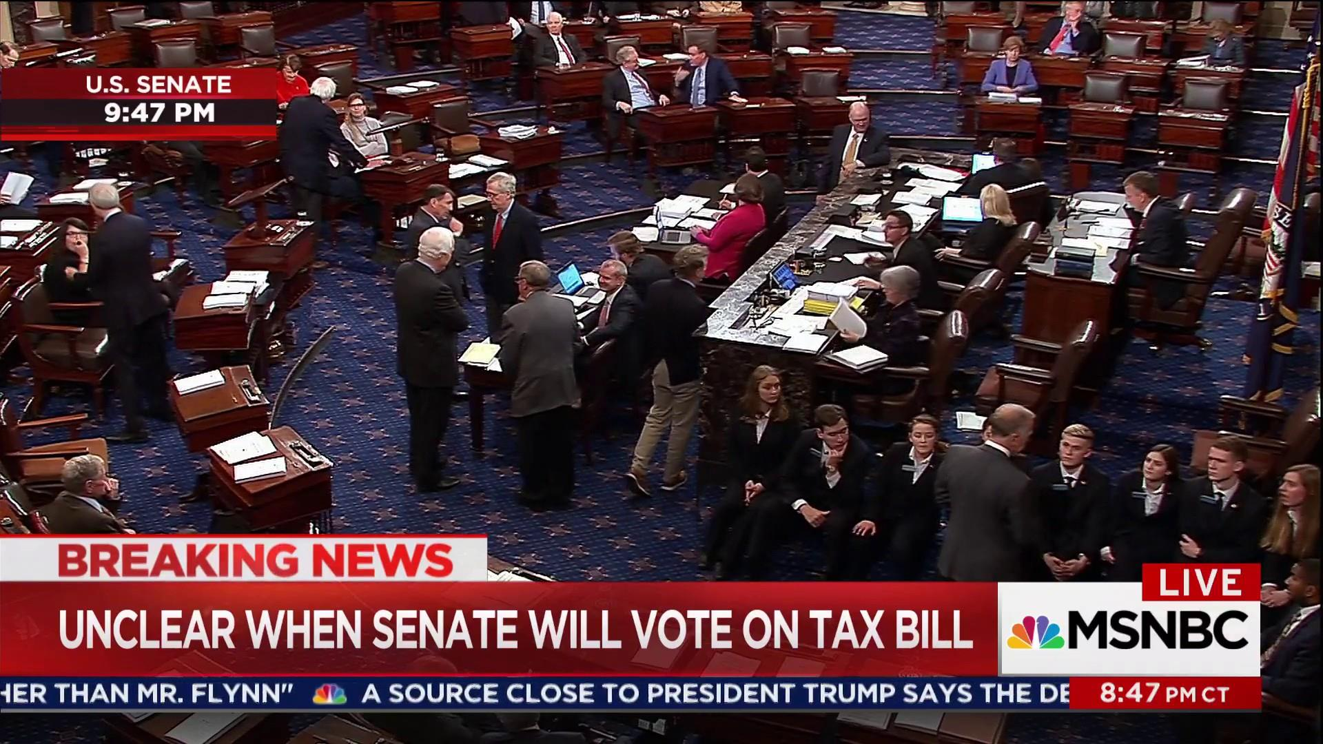 GOP poised to raise middle class taxes