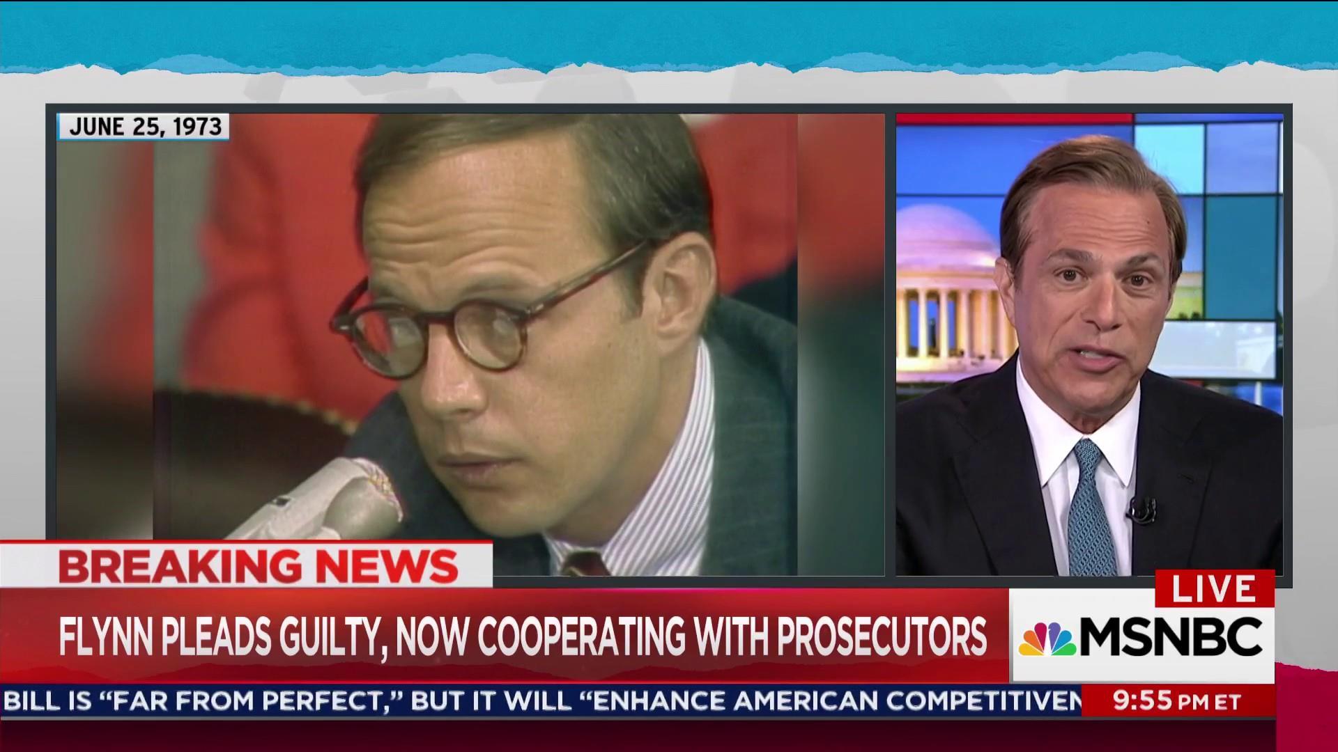 Flynn guilty plea marks historic turn in case