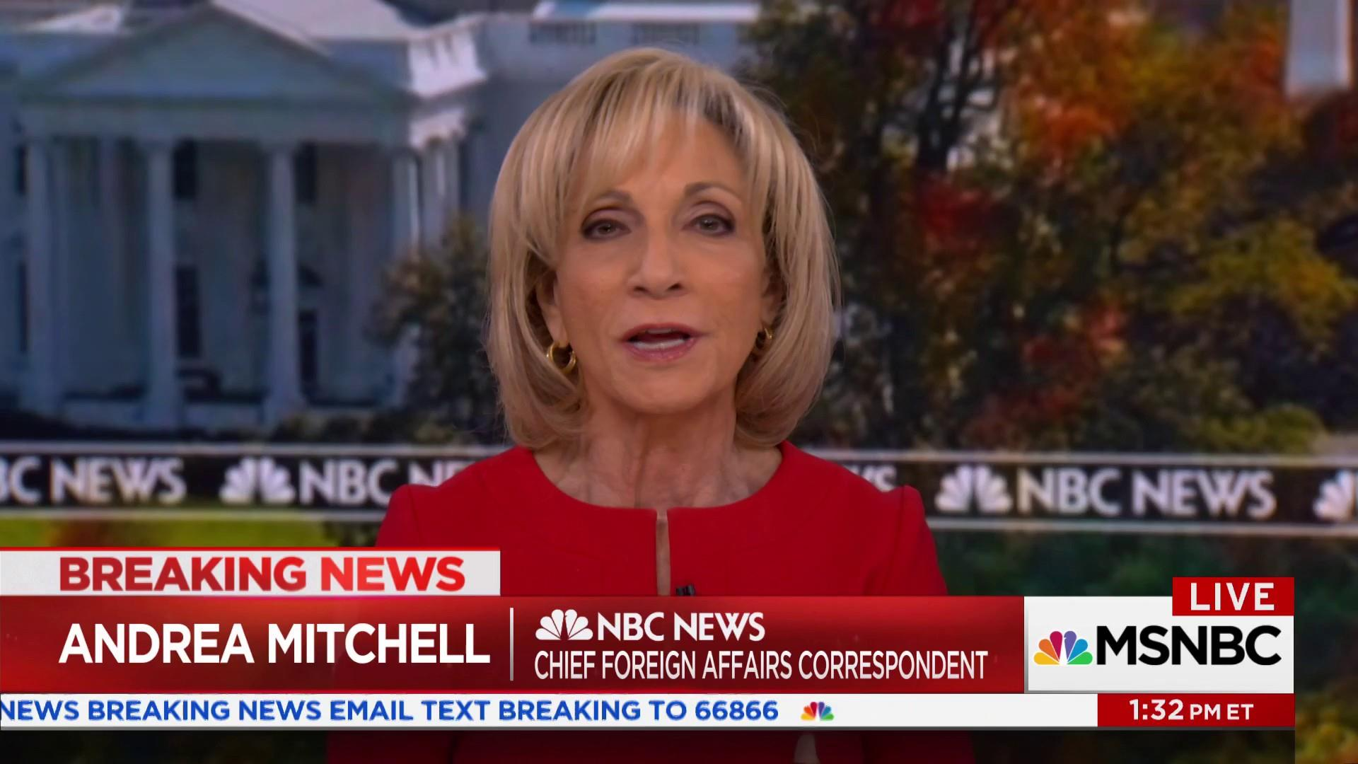 Mitchell: Trump's decision undermines our...