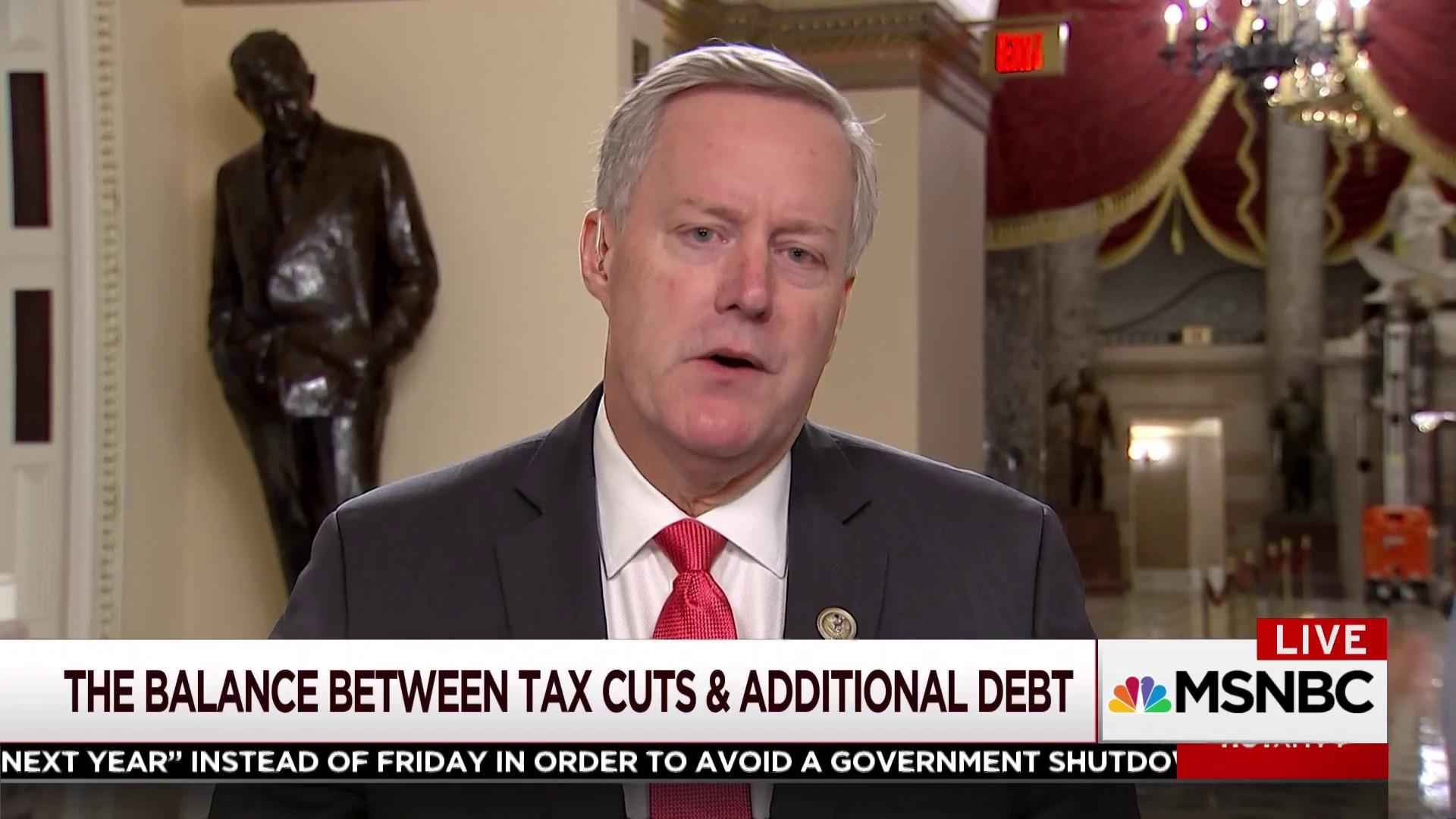 Tax bill is good from 'coast to coast': GOP rep.