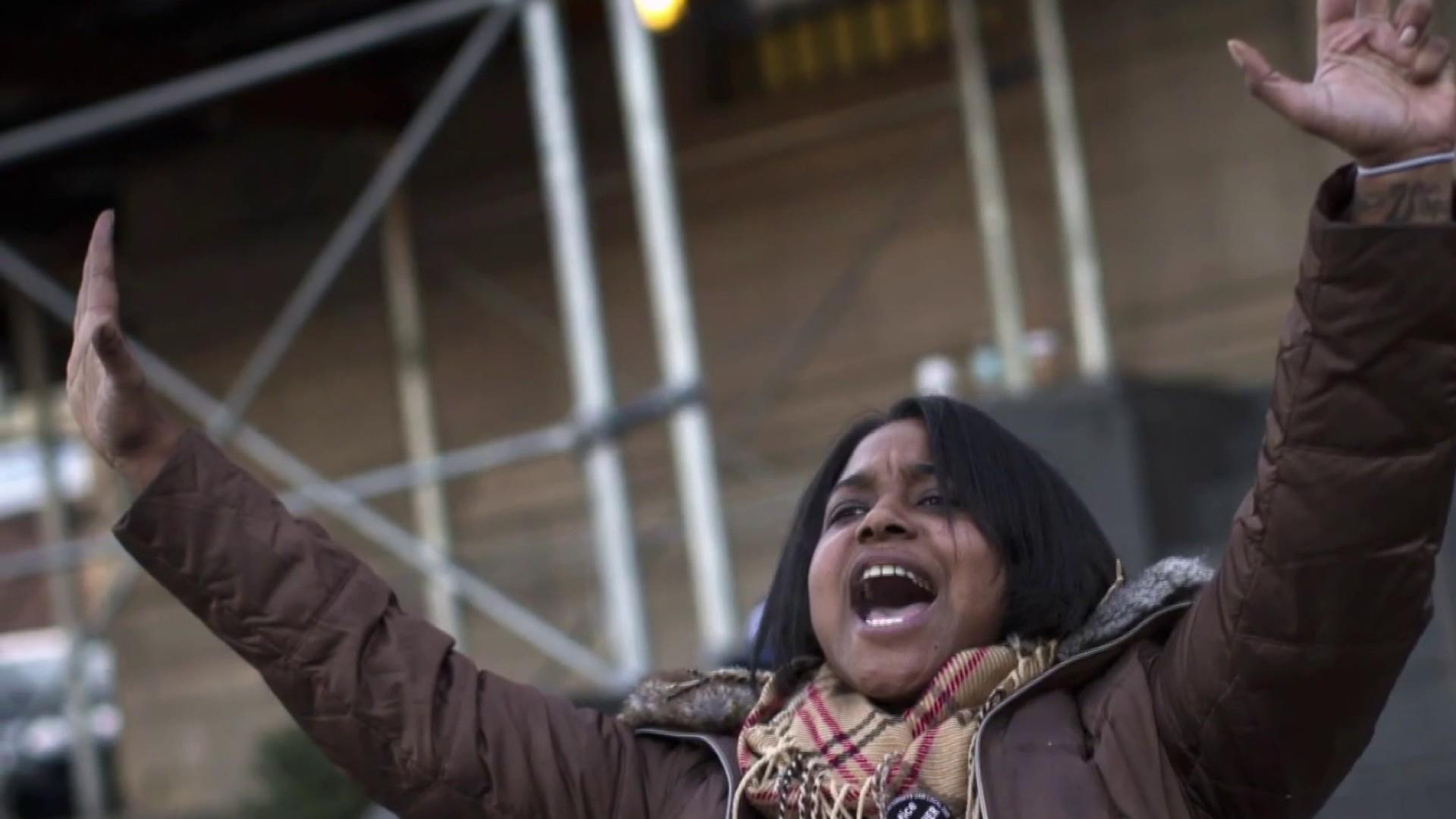 Activist Erica Garner, daughter of Eric Garner, dies at 27