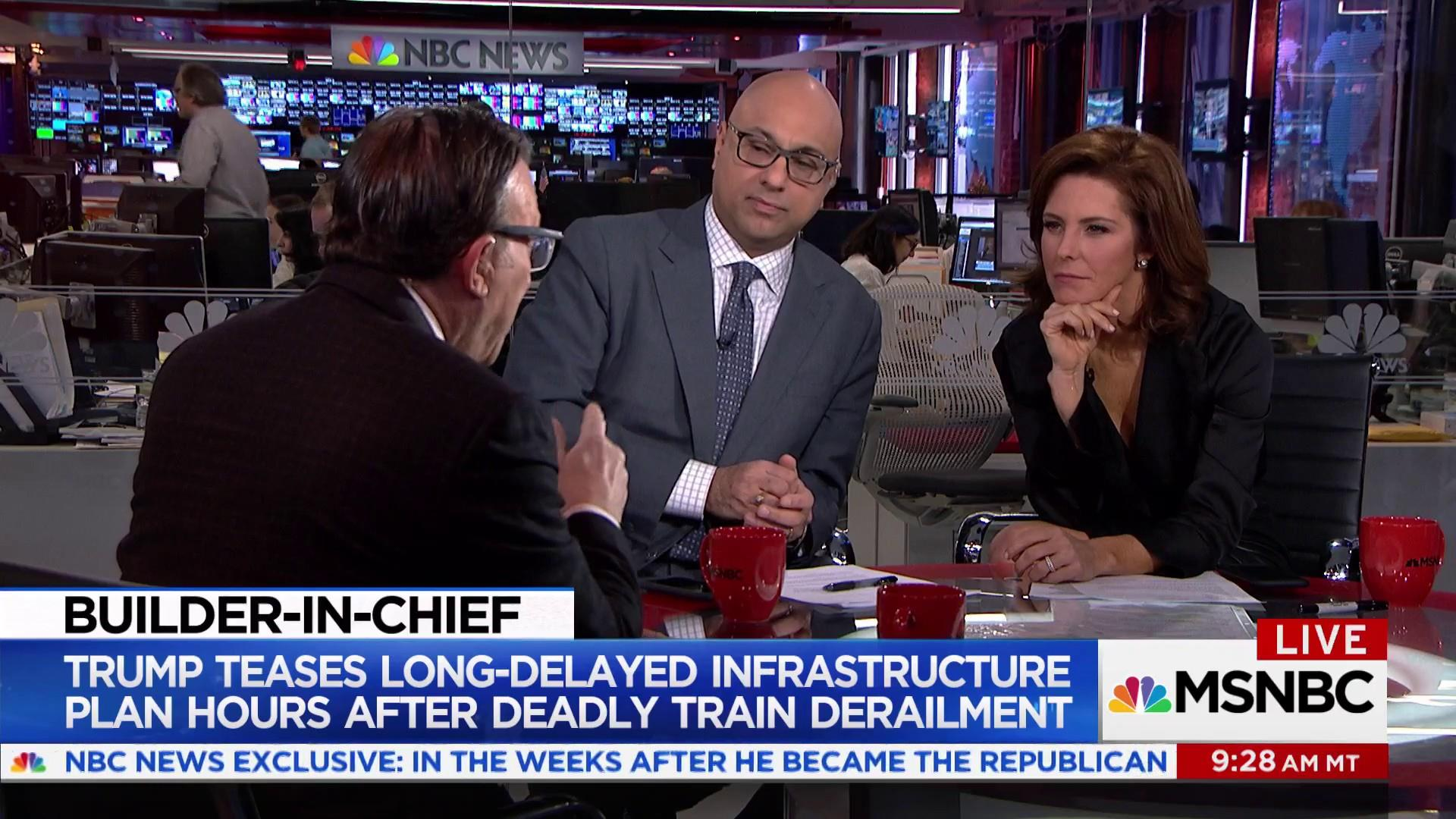 "Trump's infrastructure plan is ""dead on arrival"": Barry LePatner"
