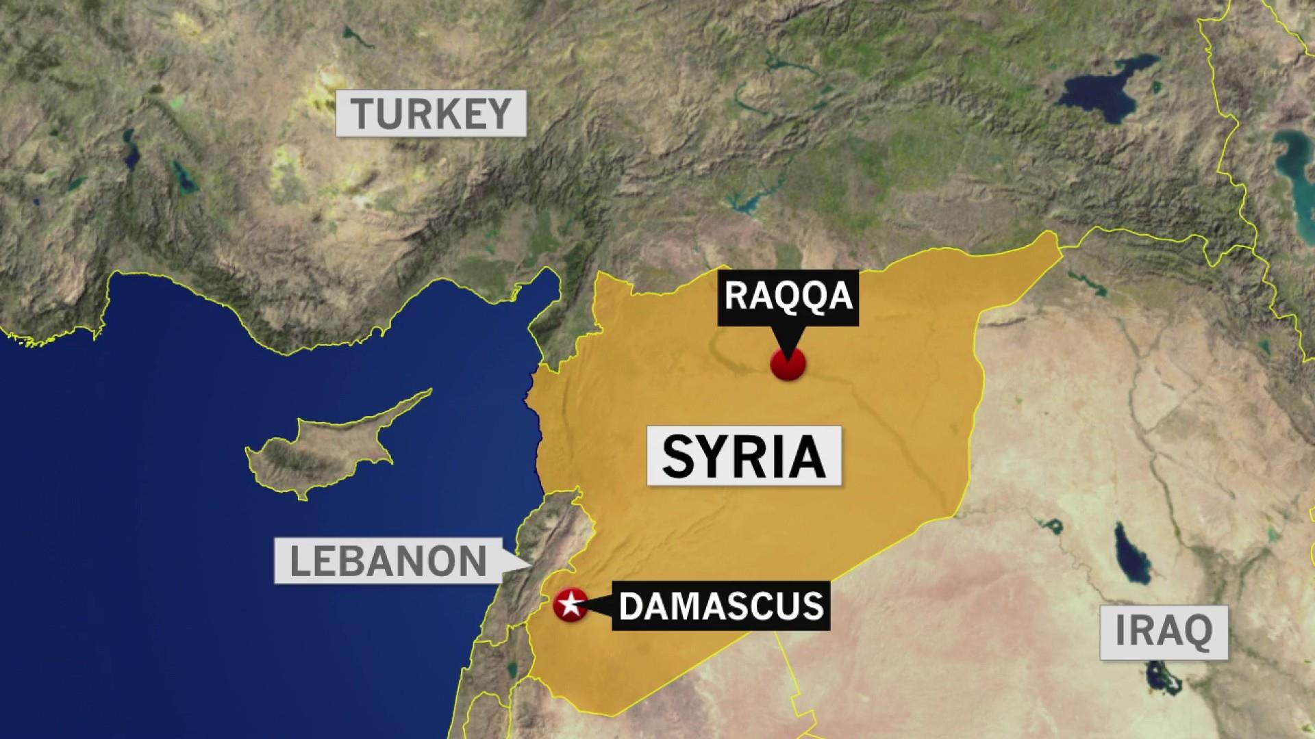 Defense officials: U.S. Jets intercepted Russian fighters over Syria