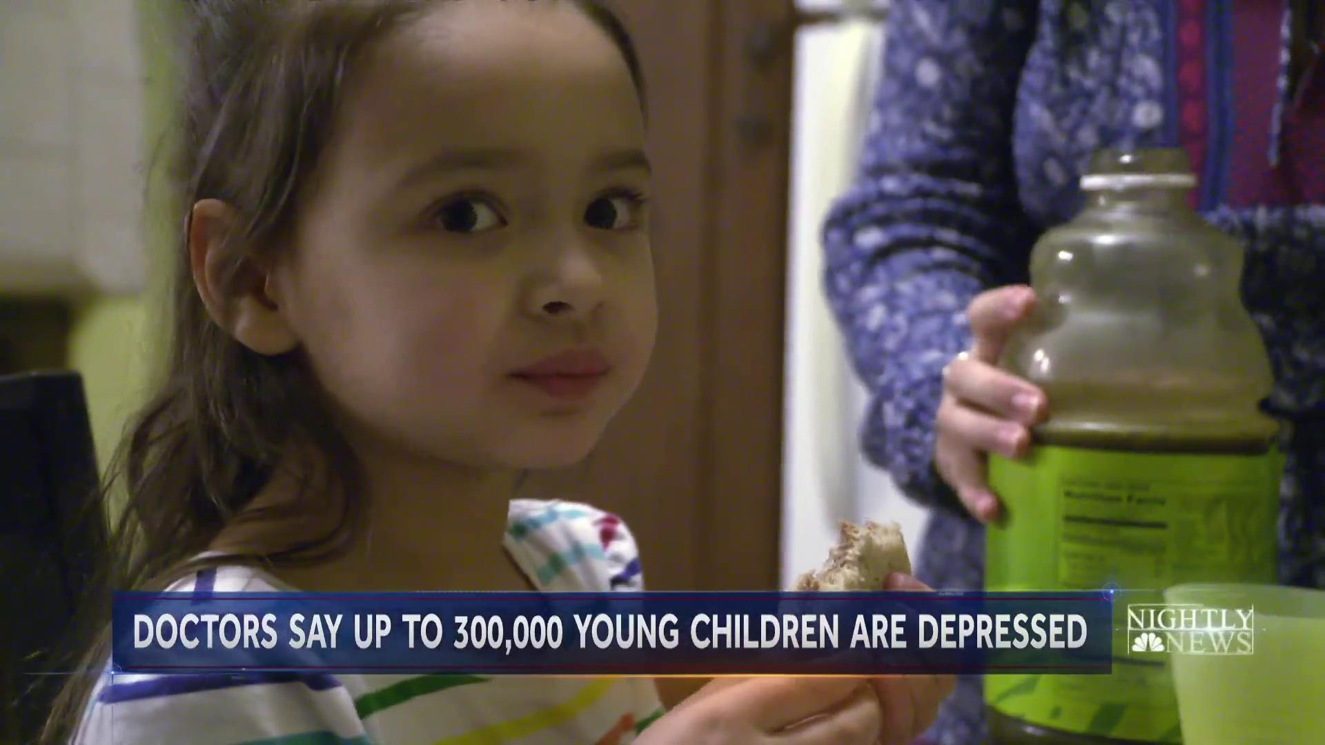 Generation at risk: America's youngest facing mental health crisis