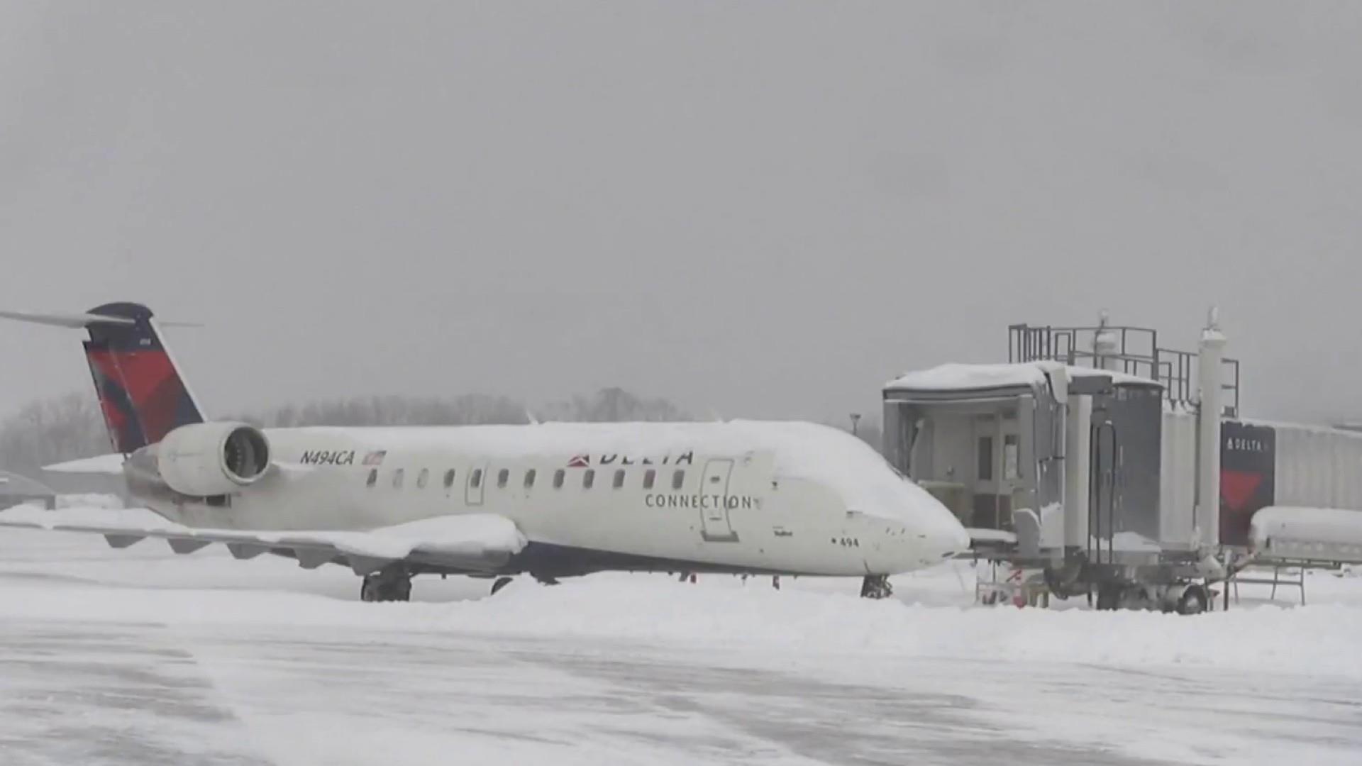 Record-breaking snowstorm in Pennsylvania declared disaster emergency