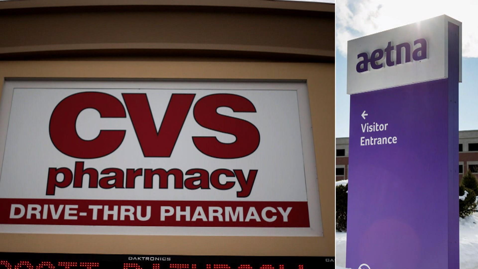 cvs set to buy aetna for 69 billion nbc news