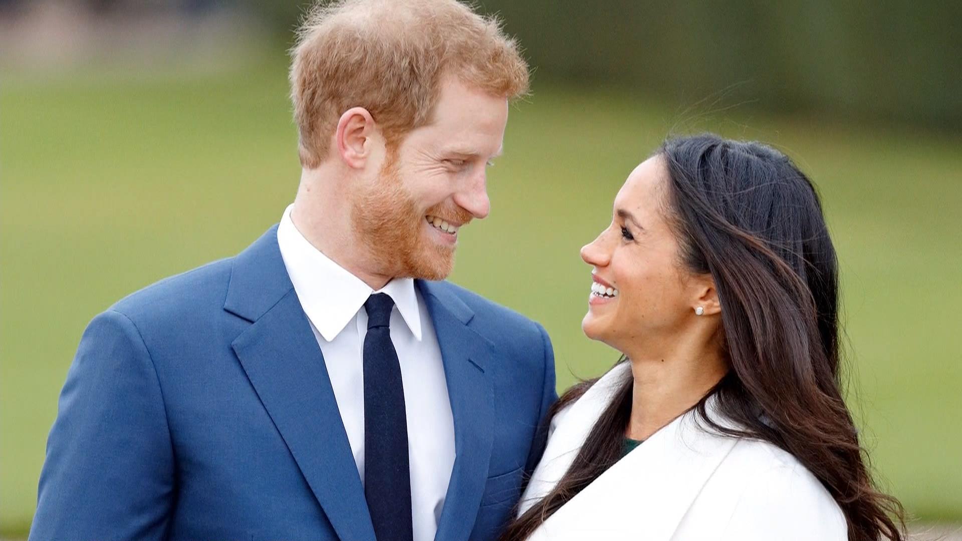 Prince Harry, Meghan Markle's engagement breaks royal ...