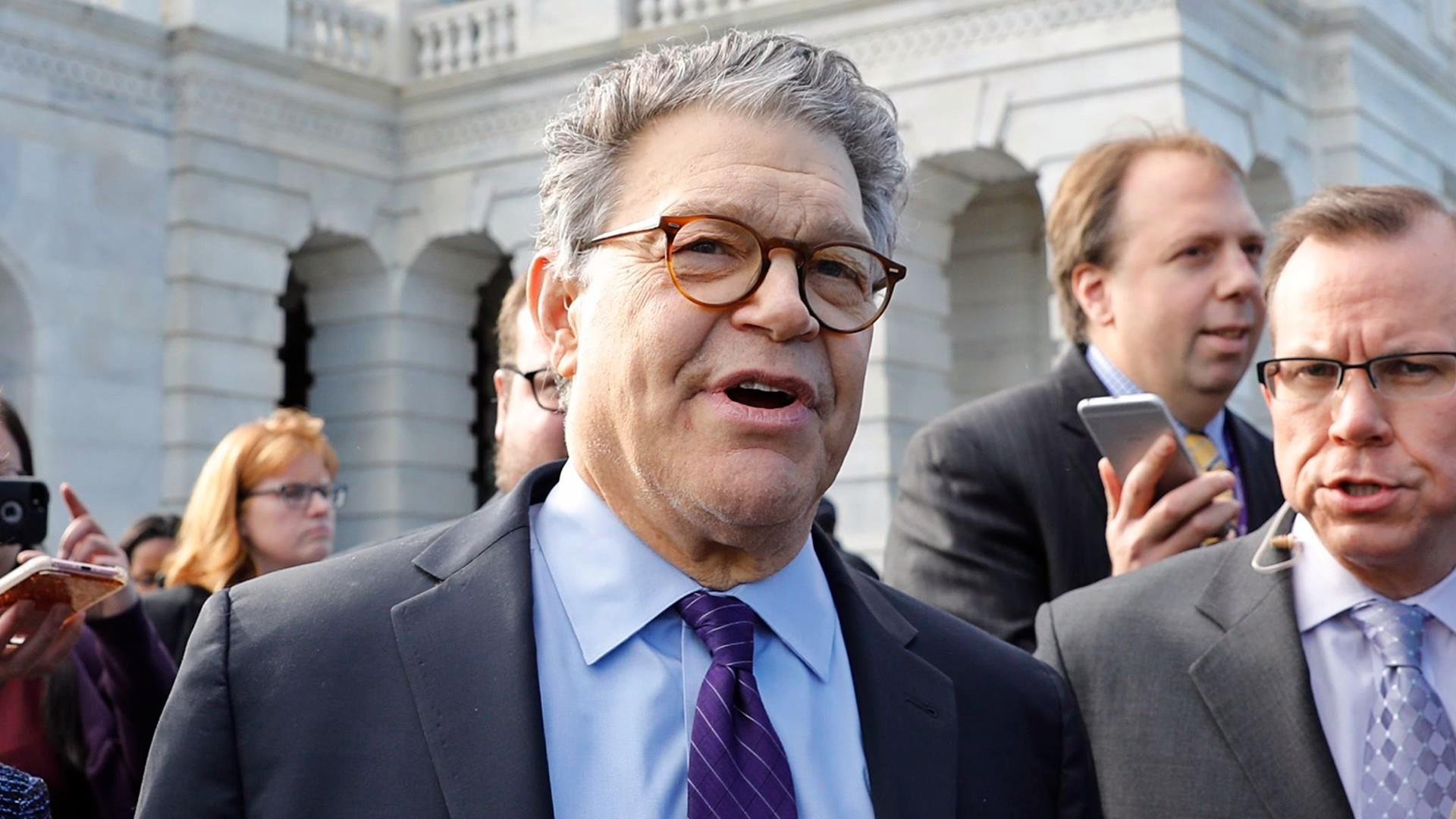 Franken exit could be game-changer for control of Senate
