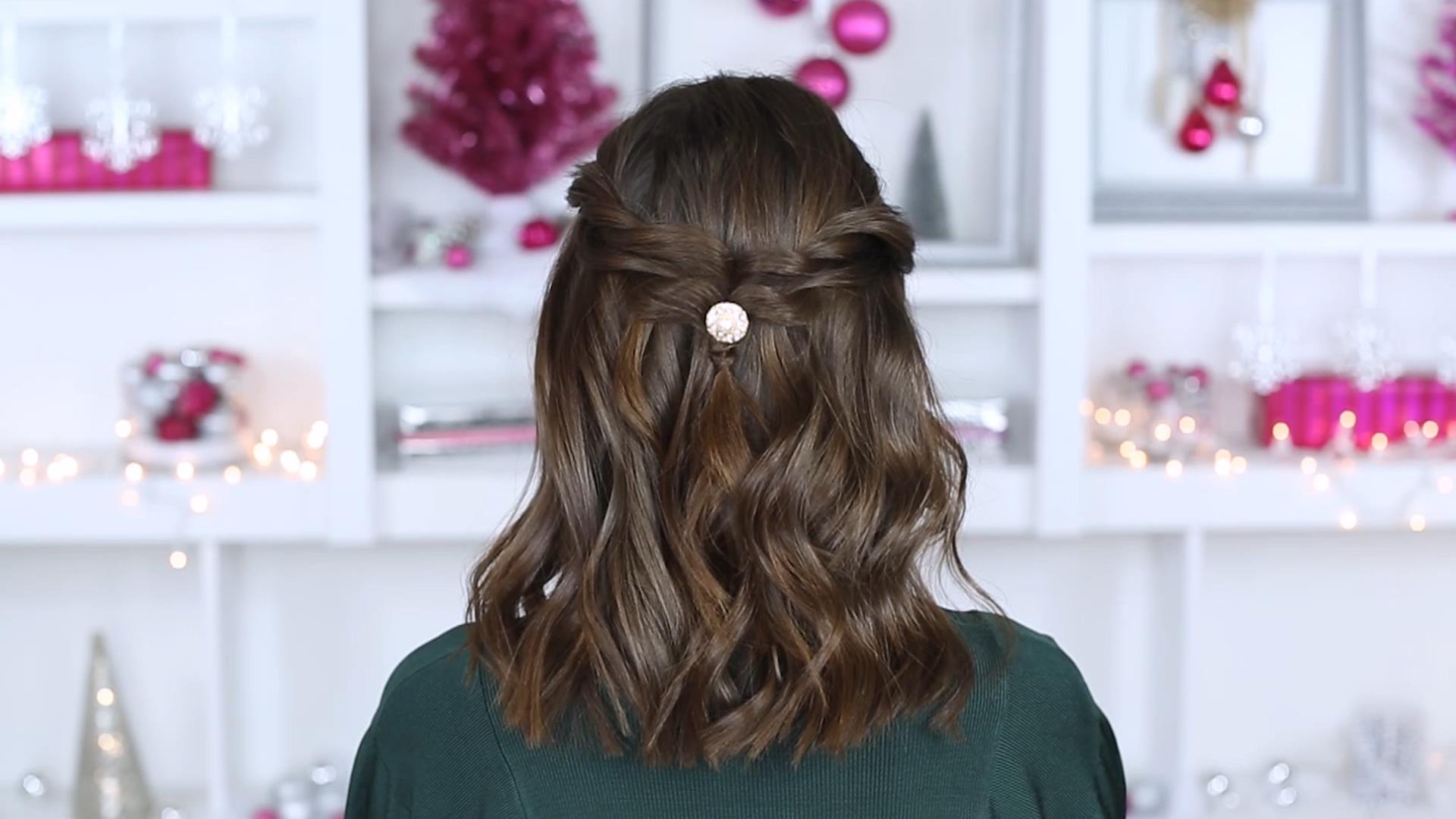 14 Holiday Hairstyles For Christmas Or New Year S Eve