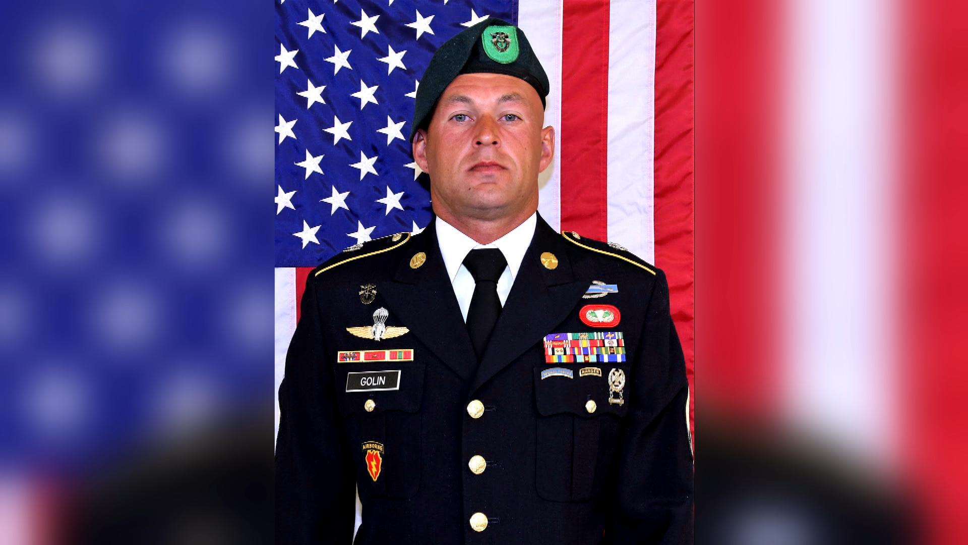 Pentagon releases name of U.S. soldier killed in Afghanistan